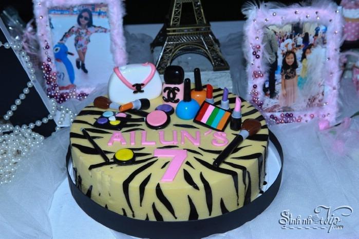 AILUN'S BIRTHDAY PARTY